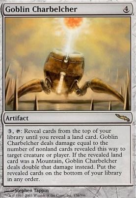 Mirrodin: Goblin Charbelcher