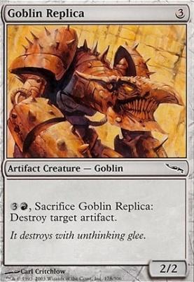 Mirrodin: Goblin Replica