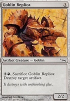 Mirrodin: Goblin Replica