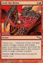 Mirrodin Foil: Grab the Reins