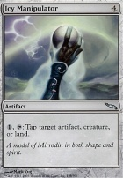Mirrodin: Icy Manipulator