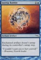 Mirrodin Foil: Inertia Bubble