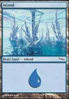 Mirrodin: Island (294 D)