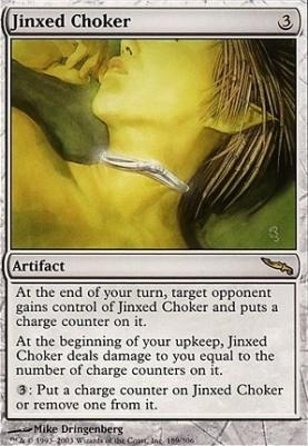 Mirrodin: Jinxed Choker