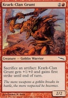 Mirrodin: Krark-Clan Grunt