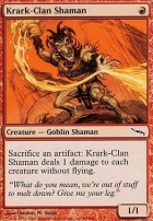 Mirrodin: Krark-Clan Shaman