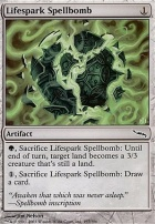 Mirrodin: Lifespark Spellbomb