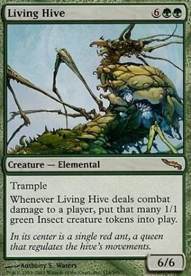 Mirrodin: Living Hive