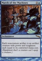 Mirrodin: March of the Machines