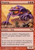 Mirrodin: Megatog
