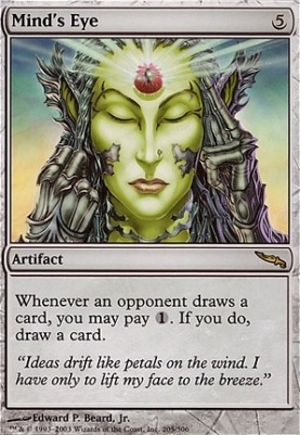 Mirrodin: Mind's Eye