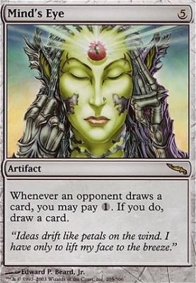 Mirrodin: Mind's Eye