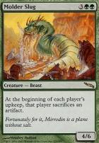 Mirrodin: Molder Slug