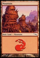 Mirrodin: Mountain (299 A)
