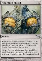 Mirrodin Foil: Mourner's Shield