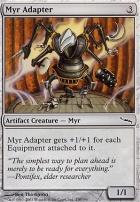 Mirrodin Foil: Myr Adapter