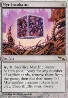 Mirrodin: Myr Incubator