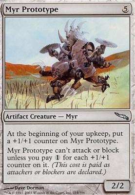 Mirrodin: Myr Prototype