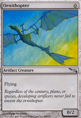 Mirrodin: Ornithopter
