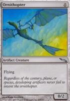 Mirrodin Foil: Ornithopter