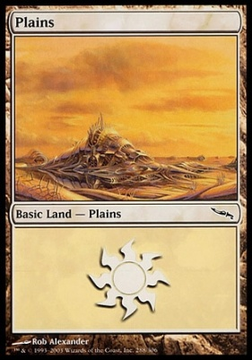 Mirrodin: Plains (288 B)