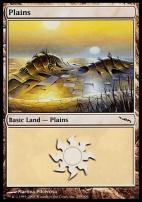 Mirrodin Foil: Plains (289 C)