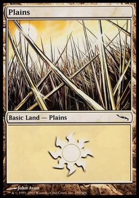 Mirrodin: Plains (290 D)