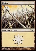 Mirrodin: Plains (290 D)