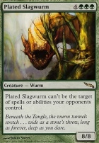 Mirrodin: Plated Slagwurm