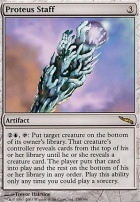 Mirrodin: Proteus Staff