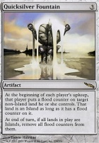 Mirrodin: Quicksilver Fountain