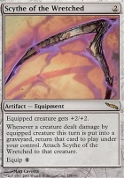Mirrodin: Scythe of the Wretched