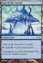 Mirrodin: Seat of the Synod