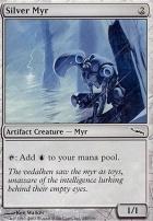 Mirrodin: Silver Myr