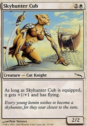 Mirrodin: Skyhunter Cub