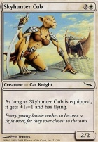 Mirrodin: Skyhunter Cub