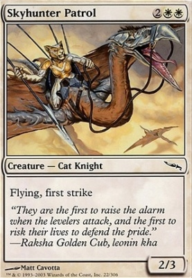 Mirrodin: Skyhunter Patrol