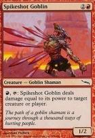 Mirrodin: Spikeshot Goblin