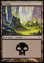 Mirrodin: Swamp (295 A)