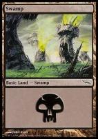 Mirrodin: Swamp (298 D)