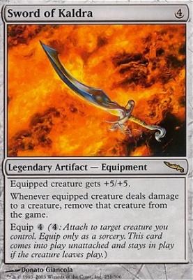 Mirrodin: Sword of Kaldra