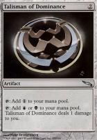 Mirrodin: Talisman of Dominance