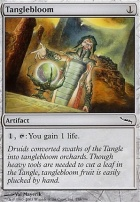 Mirrodin Foil: Tanglebloom