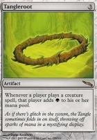 Mirrodin Foil: Tangleroot