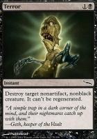 Mirrodin Foil: Terror