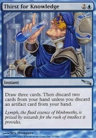 Mirrodin: Thirst for Knowledge
