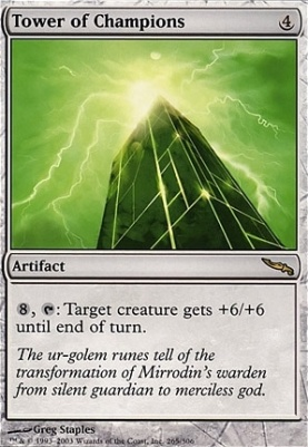 Mirrodin: Tower of Champions