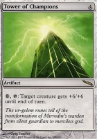 Mirrodin Foil: Tower of Champions