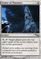 Mirrodin: Tower of Murmurs