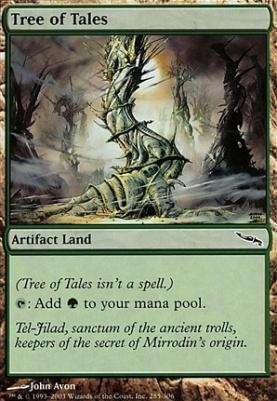 Mirrodin: Tree of Tales